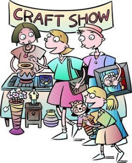 15 Things To Do/Bring to a Craft Fair/Show